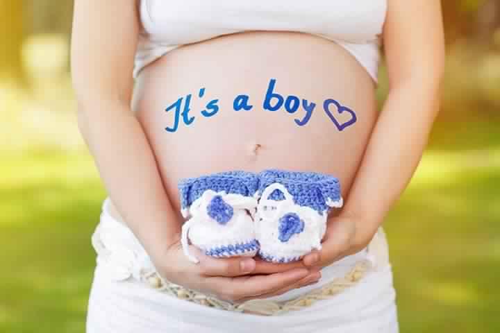 اعراض الحمل بولد موسوعة الحامل